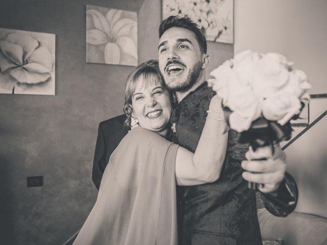 Il matrimonio di Davide e Veronica a Selargius, Cagliari 14