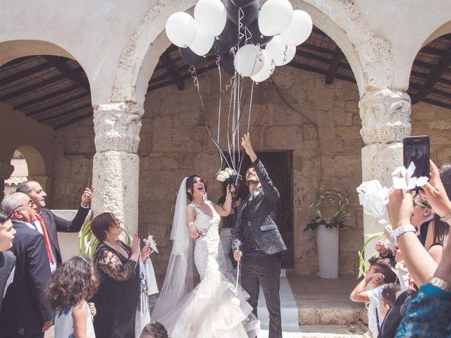 Il matrimonio di Davide e Veronica a Selargius, Cagliari 18