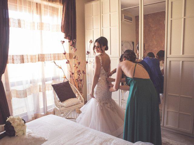 Il matrimonio di Davide e Veronica a Selargius, Cagliari 21