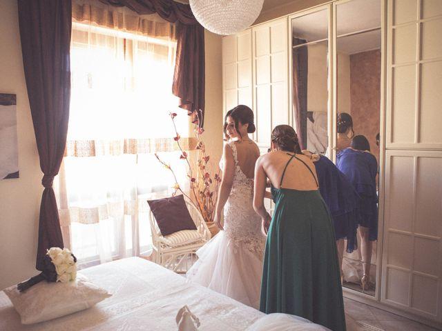 Il matrimonio di Davide e Veronica a Selargius, Cagliari 23