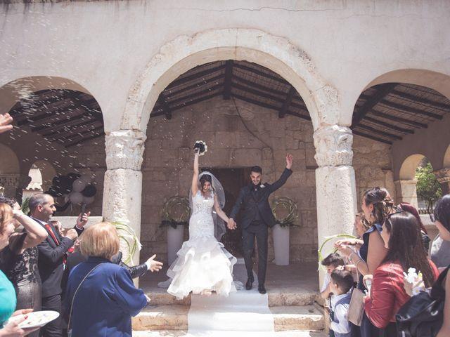 Il matrimonio di Davide e Veronica a Selargius, Cagliari 28