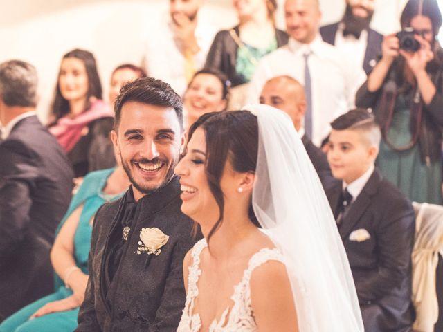 Il matrimonio di Davide e Veronica a Selargius, Cagliari 34