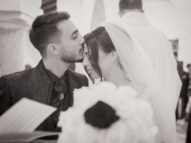 Il matrimonio di Davide e Veronica a Selargius, Cagliari 36