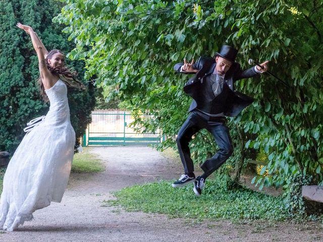 Il matrimonio di Riccardo e Fabiana a Albano Sant'Alessandro, Bergamo 1