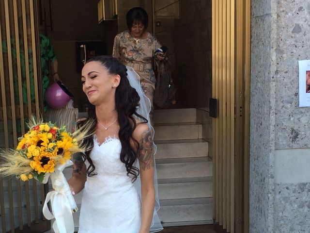 Il matrimonio di Riccardo e Fabiana a Albano Sant'Alessandro, Bergamo 8
