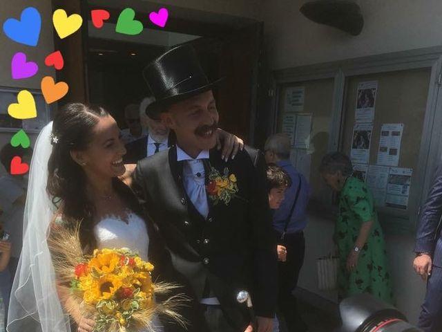 Il matrimonio di Riccardo e Fabiana a Albano Sant'Alessandro, Bergamo 13