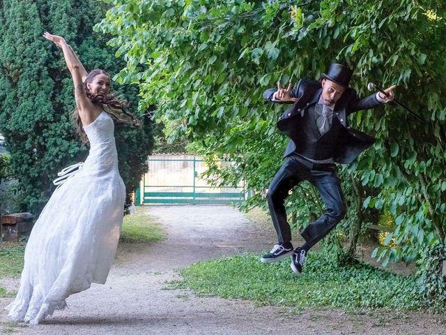 Il matrimonio di Riccardo e Fabiana a Albano Sant'Alessandro, Bergamo 15