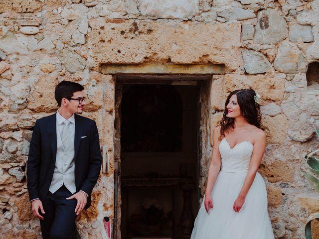 Il matrimonio di Giuseppe e Francesca a Palermo, Palermo 19