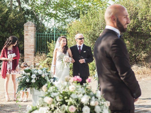 Il matrimonio di Domenico e Anna a Pisticci, Matera 3