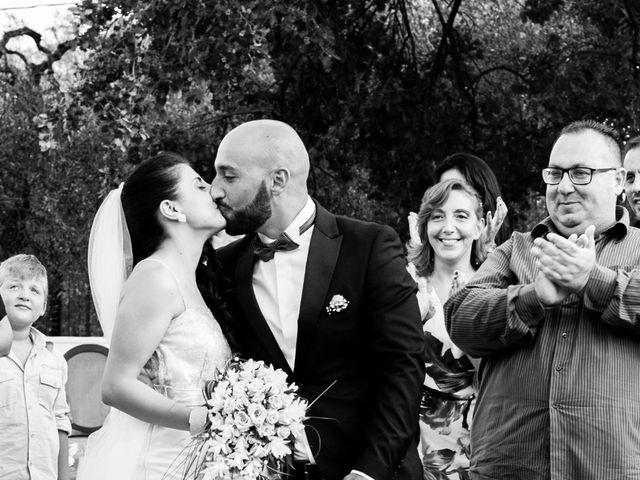 Il matrimonio di Domenico e Anna a Pisticci, Matera 7