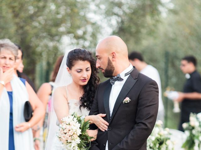 Il matrimonio di Domenico e Anna a Pisticci, Matera 8