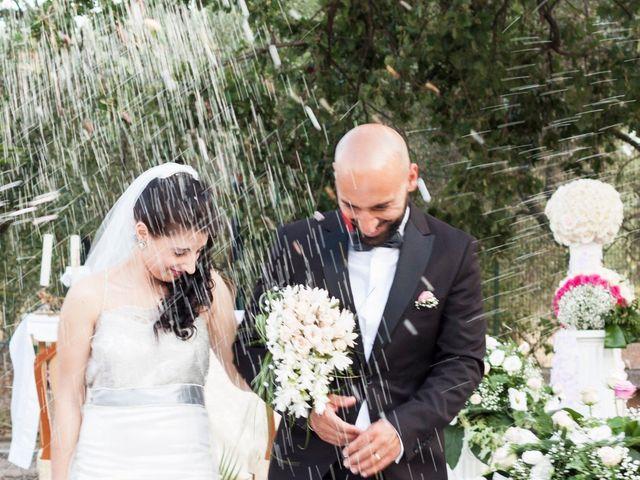 Il matrimonio di Domenico e Anna a Pisticci, Matera 10