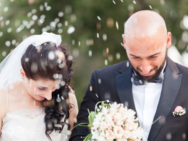 Il matrimonio di Domenico e Anna a Pisticci, Matera 11