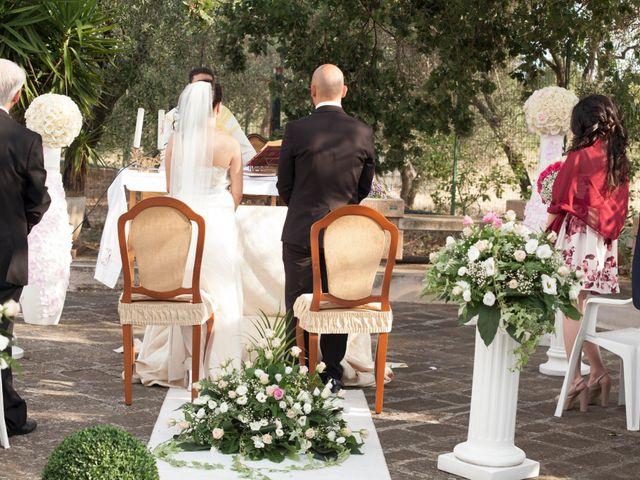 Il matrimonio di Domenico e Anna a Pisticci, Matera 12