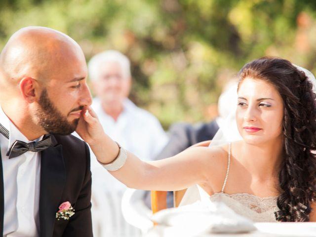 Il matrimonio di Domenico e Anna a Pisticci, Matera 14