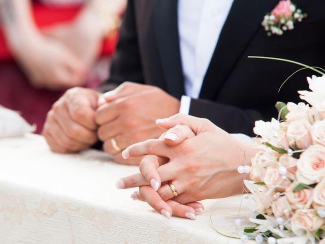 Il matrimonio di Domenico e Anna a Pisticci, Matera 19