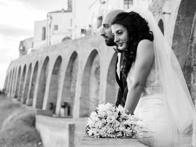 le nozze di Anna e Domenico
