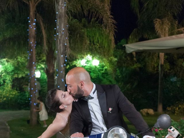 Il matrimonio di Domenico e Anna a Pisticci, Matera 86