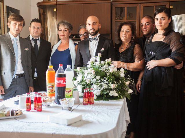 Il matrimonio di Domenico e Anna a Pisticci, Matera 102