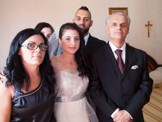 Il matrimonio di Domenico e Anna a Pisticci, Matera 112