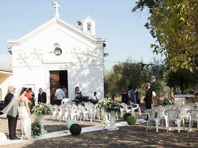 Il matrimonio di Domenico e Anna a Pisticci, Matera 124