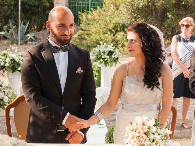 Il matrimonio di Domenico e Anna a Pisticci, Matera 144