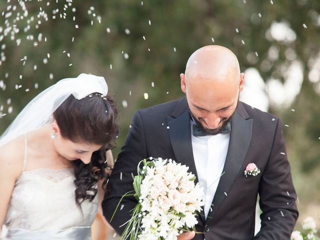 Il matrimonio di Domenico e Anna a Pisticci, Matera 163