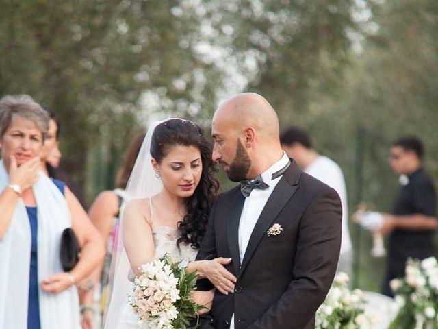 Il matrimonio di Domenico e Anna a Pisticci, Matera 168