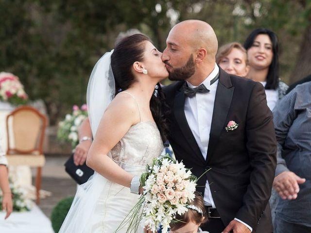 Il matrimonio di Domenico e Anna a Pisticci, Matera 176