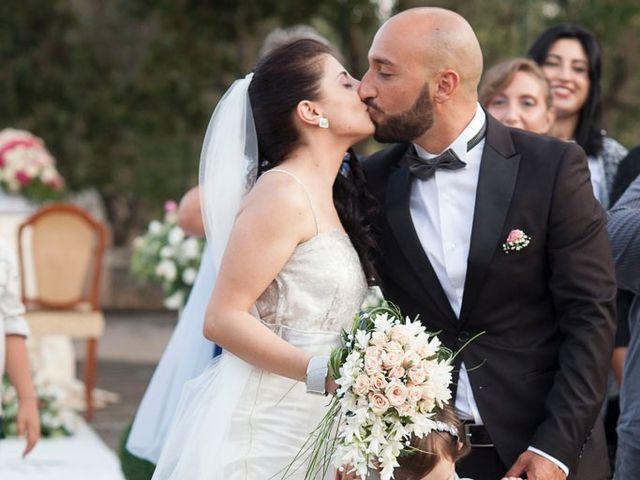Il matrimonio di Domenico e Anna a Pisticci, Matera 178