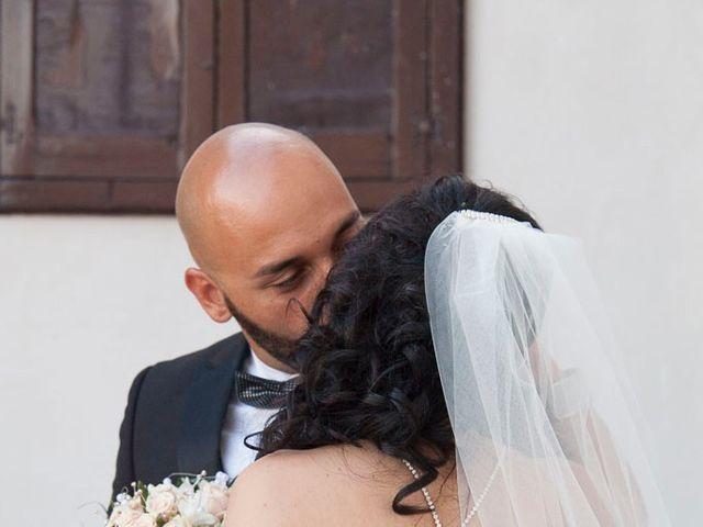 Il matrimonio di Domenico e Anna a Pisticci, Matera 187