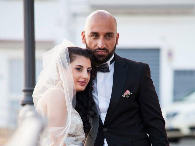 Il matrimonio di Domenico e Anna a Pisticci, Matera 189