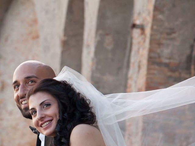 Il matrimonio di Domenico e Anna a Pisticci, Matera 193