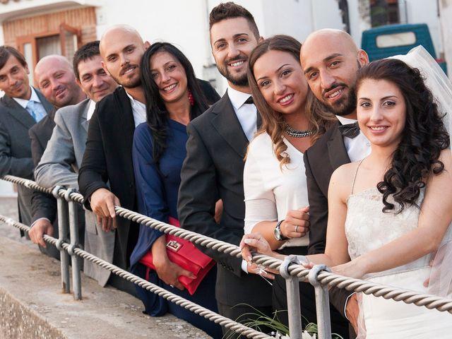 Il matrimonio di Domenico e Anna a Pisticci, Matera 196