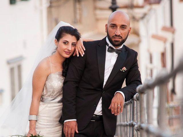 Il matrimonio di Domenico e Anna a Pisticci, Matera 203