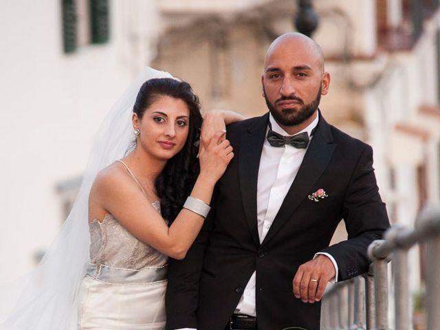 Il matrimonio di Domenico e Anna a Pisticci, Matera 205