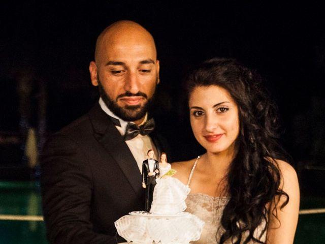 Il matrimonio di Domenico e Anna a Pisticci, Matera 214