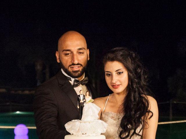Il matrimonio di Domenico e Anna a Pisticci, Matera 215