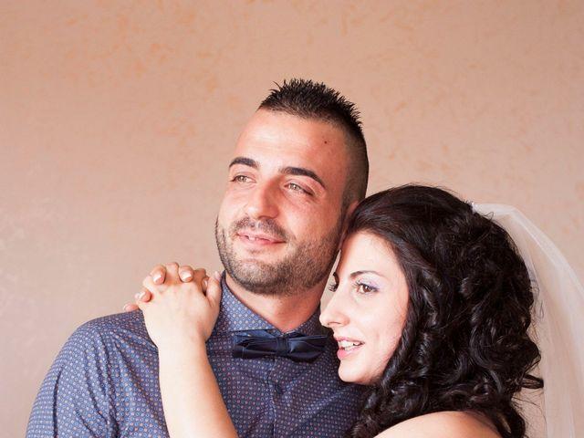 Il matrimonio di Domenico e Anna a Pisticci, Matera 230