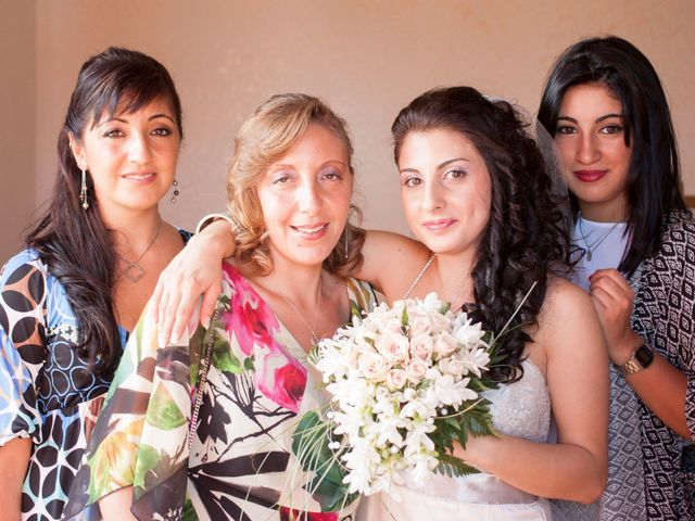 Il matrimonio di Domenico e Anna a Pisticci, Matera 239