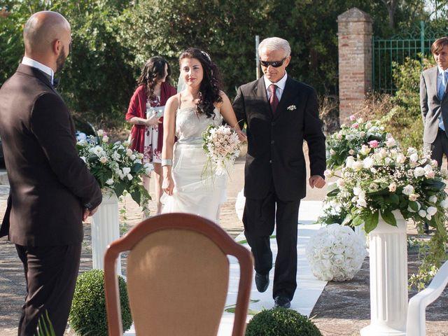 Il matrimonio di Domenico e Anna a Pisticci, Matera 251