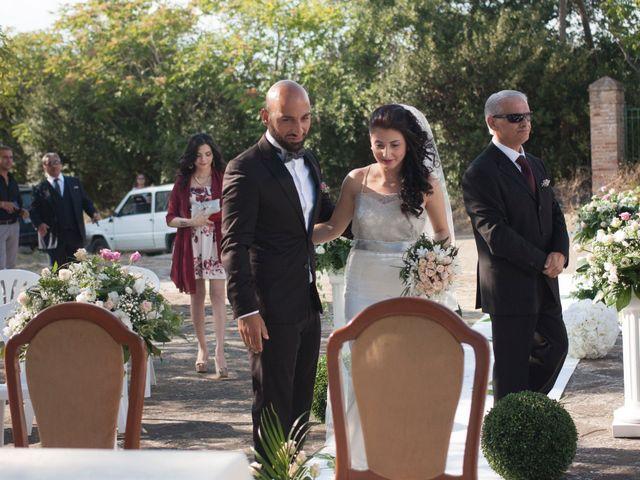 Il matrimonio di Domenico e Anna a Pisticci, Matera 252