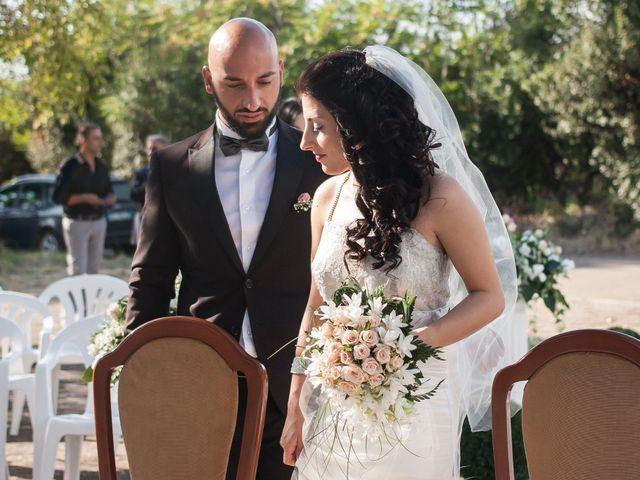 Il matrimonio di Domenico e Anna a Pisticci, Matera 253