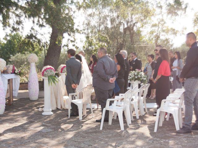 Il matrimonio di Domenico e Anna a Pisticci, Matera 256