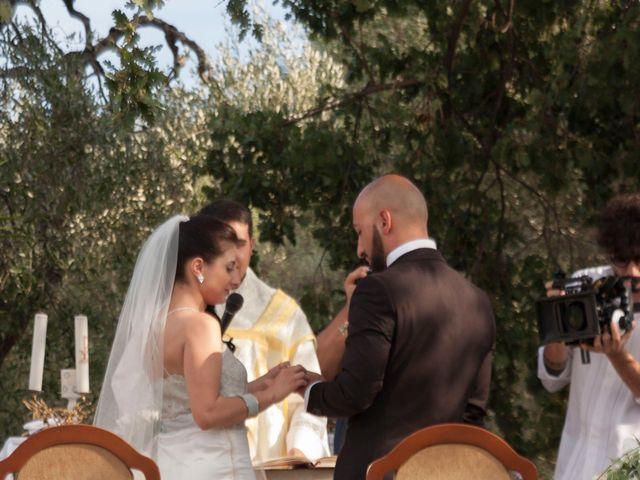 Il matrimonio di Domenico e Anna a Pisticci, Matera 267