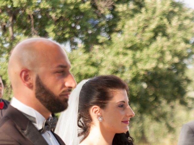 Il matrimonio di Domenico e Anna a Pisticci, Matera 269