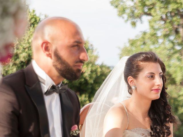 Il matrimonio di Domenico e Anna a Pisticci, Matera 273