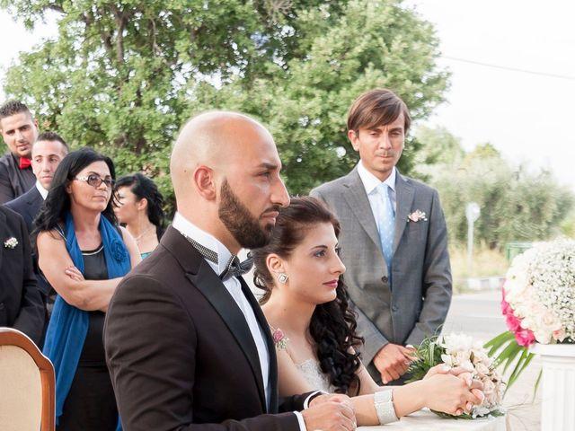 Il matrimonio di Domenico e Anna a Pisticci, Matera 278