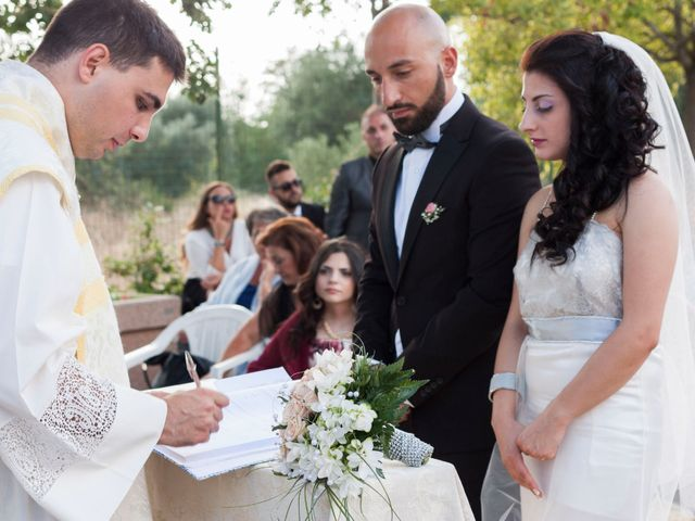 Il matrimonio di Domenico e Anna a Pisticci, Matera 280