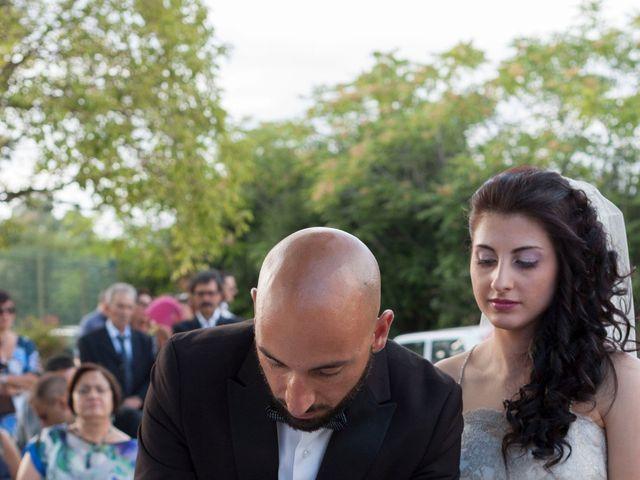 Il matrimonio di Domenico e Anna a Pisticci, Matera 281